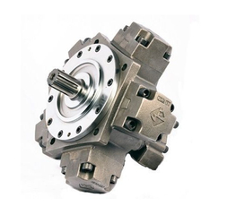 Staffa Fixed Radial Piston Motors HMC series