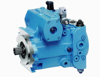 high pressure axial piston pump A4VG