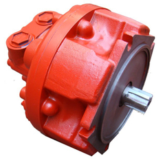 GM radial piston motor used for Construction machinery