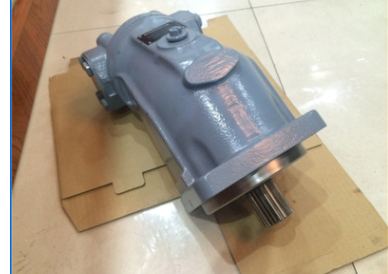 A2FM piston motor used for dumper