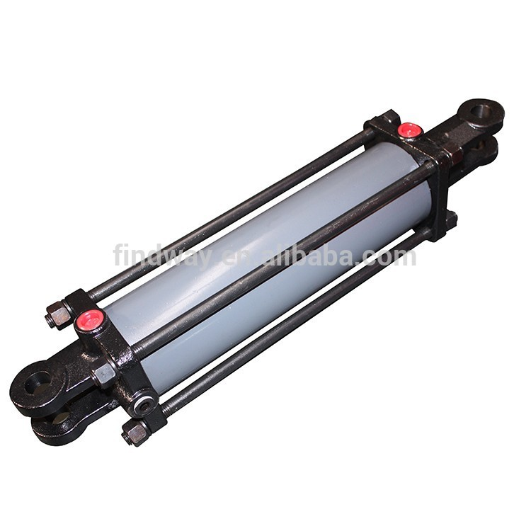 Hydraulic cylinder for trailer