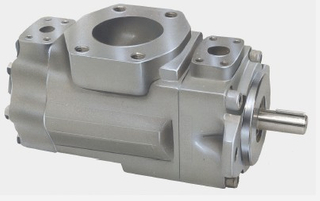 T6CC series Double Vane pumps